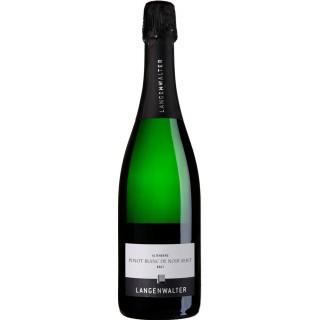 Pinot Blanc de Noir Sekt b.A. brut - Weingut Langenwalter