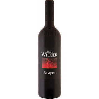 2015 Cuvée Rot Sempre trocken - Weingut Juliana Wieder