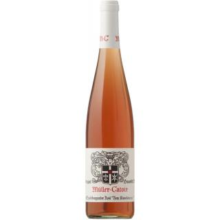 """2017 Spätburgunder Rosé """"vom Kieselstein"""" VDP.Gutswein trocken BIO - Weingut Müller-Catoir"""