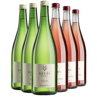 Badisches Literpaket  - Weingut Krebs