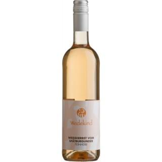 2018 Niersteiner Spätburgunder Weißherbst feinherb BIO - Weingut Wedekind