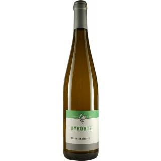 2019 Kybortz Goldmuskateller lieblich - Weingut Kühborth und Sinn