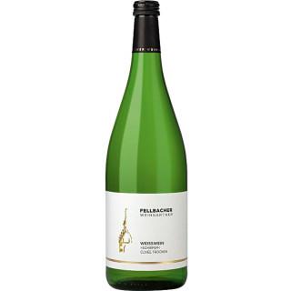 2018 Weißwein Cuveé Schiefer trocken 1L - Fellbacher Weingärtner eG