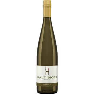 2014 Baden-Markgräflerland Chasselas Gutedel QbA Trocken - Weingut Haltinger