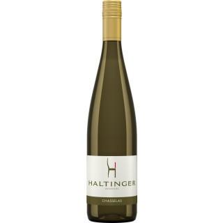 2015 Baden-Markgräflerland Chasselas Gutedel trocken - Haltinger Winzer eG