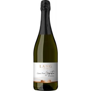 2016 Cuvée Pinot Signatur Kollektion brut - Weingut Lang