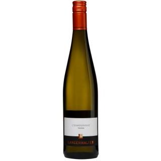 2018 Chardonnay QbA trocken vom Kalkstein - Weingut Langenwalter