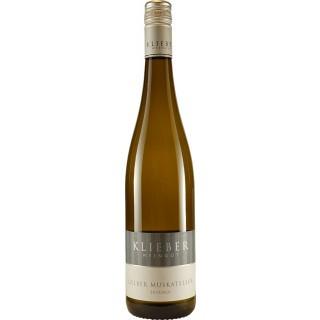 2019 Gelber Muskateller trocken - Weingut Klieber