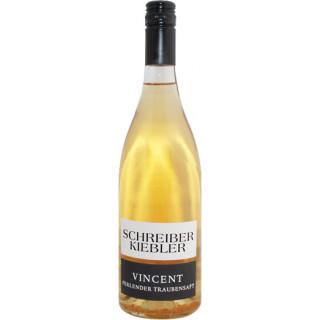 Vincent Perlender Traubensaft - Weingut Schreiber-Kiebler