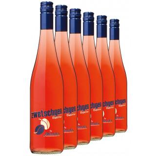 Zwetschgensecco (6 Flaschen) - Affentaler Winzer