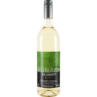 "2019 Silvaner ""CLASSIC"" halbtrocken - Weingut Murach"