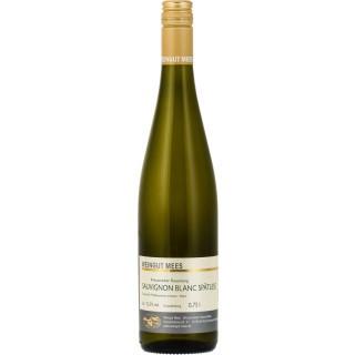 2017 Sauvignon Blanc Spätlese Weißwein trocken Nahe Kreuznacher Rosenberg - Weingut Mees