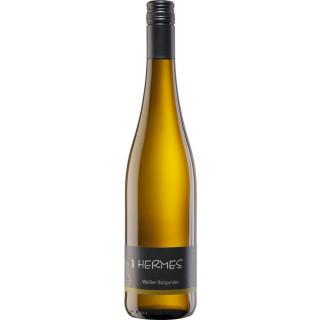 2020 Weisser Burgunder trocken - WeinGut Hermes