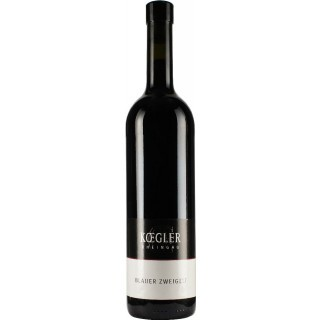 2015 KOEGLER Blauer Zweigelt QbA trocken - Weingut Koegler