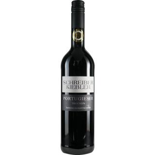 2017 Portugieser trocken - Weingut Schreiber-Kiebler