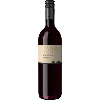 2015 Dornfelder halbtrocken - Weingut Lang