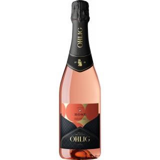 2018 OHLIG Rosé extra trocken - Sektkellerei OHLIG