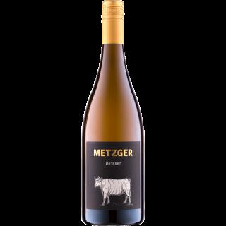 2018 Metzger Weisser Trocken - Weingut Metzger