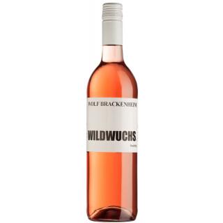 2020 Rosé WILDWUCHS feinherb - Weingut Lothar Wolf