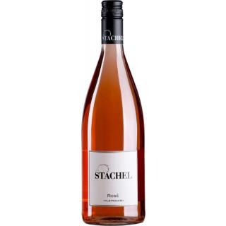 2019 QbA Rosé feinherb 1L - Weingut Erich Stachel
