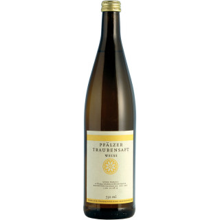 2018 Traubensaft weiß - Weingut Georg Naegele - Schlossbergkellerei