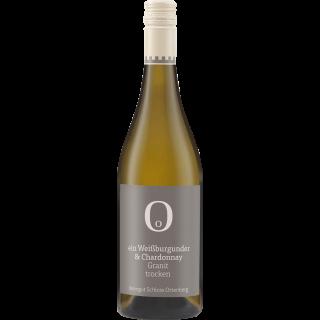 2019 Urgestein Weißburgunder & Chardonnay Granit trocken - Weingut Schloss Ortenberg