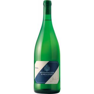2018 Riesling 1 Liter halbtrocken 1,0 L - Weingut Kistenmacher-Hengerer