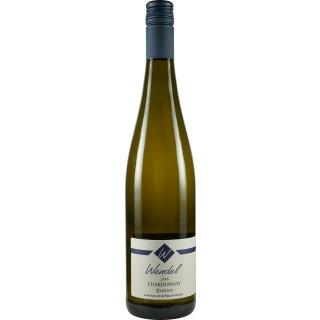 2018 Chardonnay Classic QbA halbtrocken BIO - Weingut Klaus und Judith Wendel