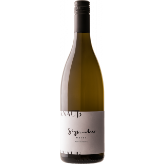 2018 Signatur Weiss trocken BIO - Weingut Knauß
