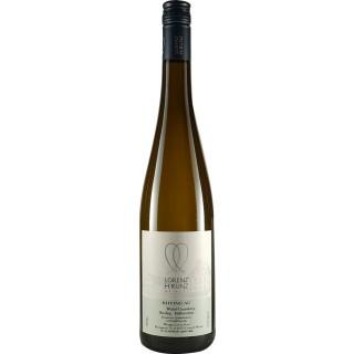 2018 Winkel Gutenberg Riesling halbtrocken - Weingut Lorenz Kunz