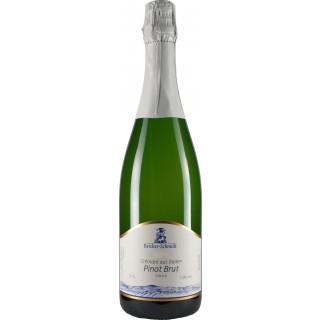 2018 Crémant Pinot brut - Weingut Bercher-Schmidt