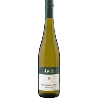 2018 Weißer Burgunder halbtrocken - Weingut Jäger