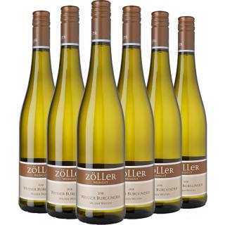 Wilder Westen Weißburgunder trocken Paket - Weingut Zöller