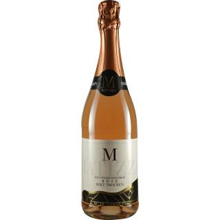 2018 Metzinger Hofsteige Matizzo rosé Winzersekt trocken - Weingärtnergenossenschaft Metzingen-Neuhausen