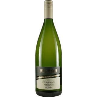 Weißwein Hausmarke trocken 1L - Weingut Max Schell