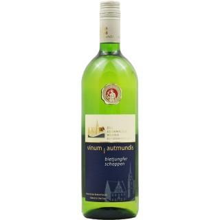 2017 Umstädter Bietjungferschoppen mild 1L - Vinum Autmundis - Odenwälder Winzergenossenschaft