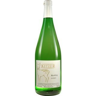 2019 Riesling trocken 1,0 L - Weingut Kitzer