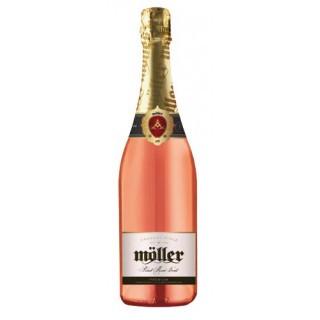 Möller Crémant Pinot Rosé Brut - Weingut Lergenmüller