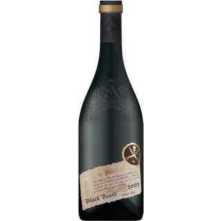 2017 Black Beard Cuvée rot trocken - Weingut Lergenmüller