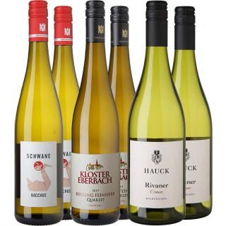 Feinherbes Weißwein-Paket