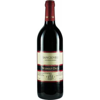 Sangiovese (aus Versuchsanbau) - Weingut Deck