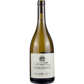 2016 Cuvée N° 1 trocken - Weingut Provis Anselmann