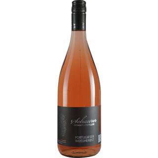 2019 Portugieser Weißherbst mild 1L - Weingut Schaurer