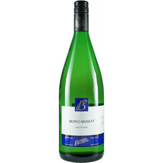 2020 Morio Muskat lieblich 1,0 L - Weingut Residenz Bechtel
