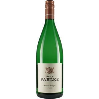 2016 Müller-Thurgau trocken 1L - Weingut Hahn Pahlke