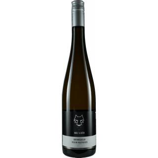 2017 Obermoscheler Riesling halbtrocken - Weingut Wolf & Guth