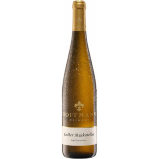 2020 Gelber Muskateller halbtrocken - Weingut Hoffmann