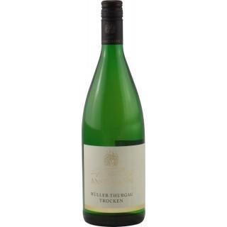 2016 Müller Thurgau trocken 1L - Weingut Provis Anselmann
