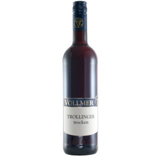 2017 Trollinger Blanc de Noir trocken - Weingut Roland Vollmer