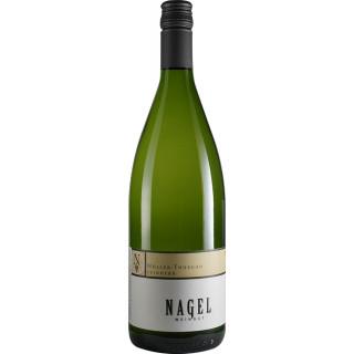2018 Müller-Thurgau QbA feinherb 1L - Weingut Nagel